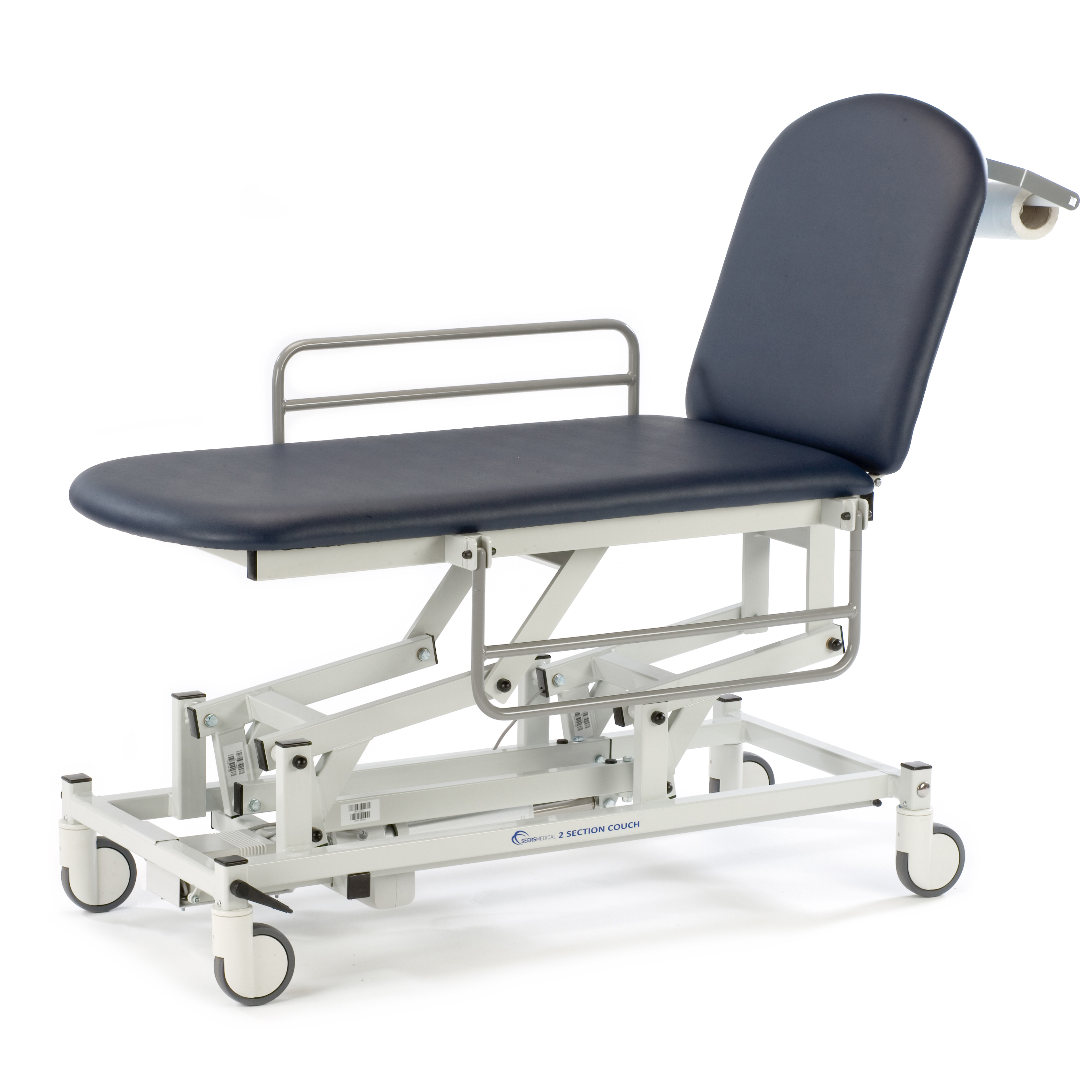 Wondrous Medicare 2 Section Mobile Treatment Couch Seers Medical Cjindustries Chair Design For Home Cjindustriesco