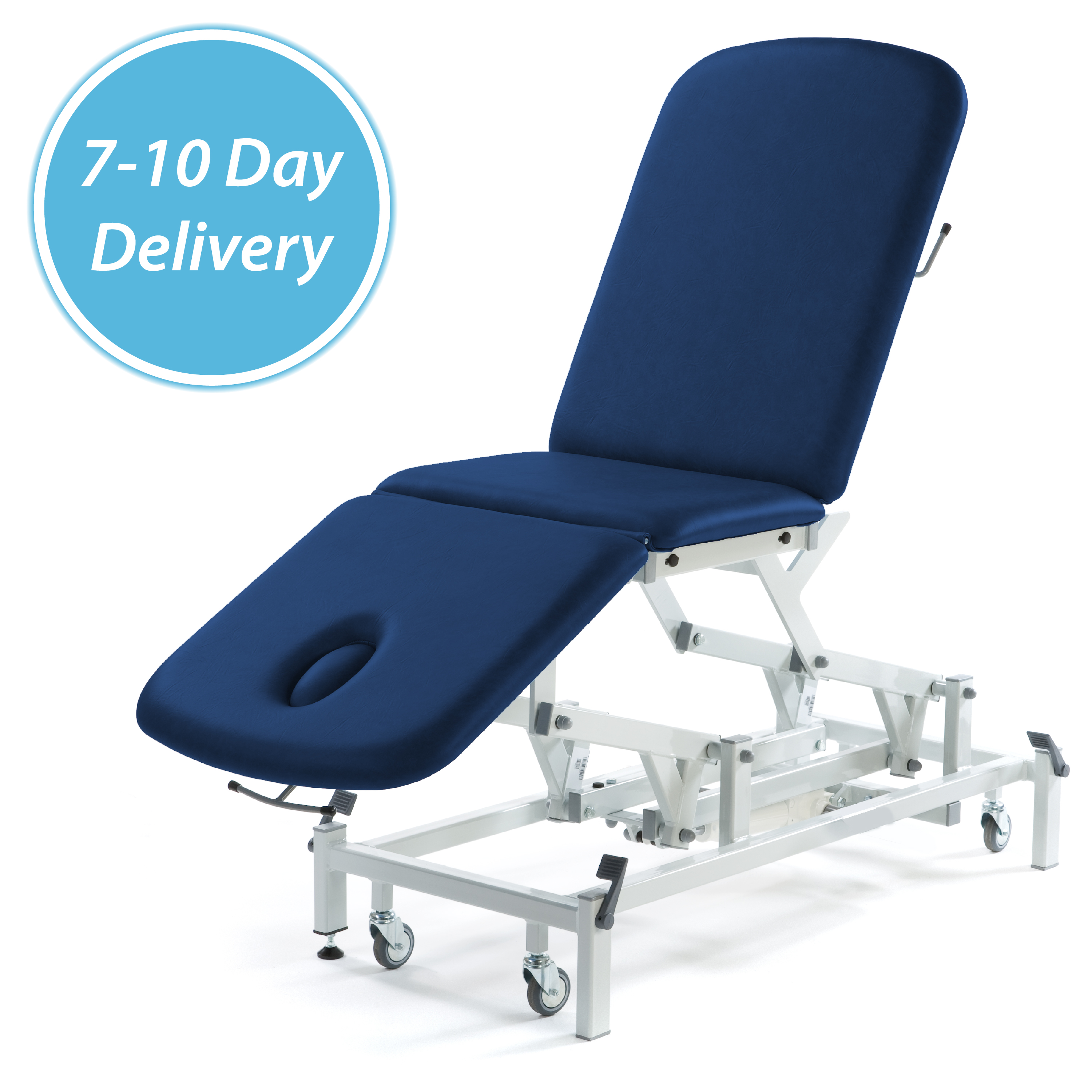 7 10 Day Lead Time 3 Section Therapy Couch Seers
